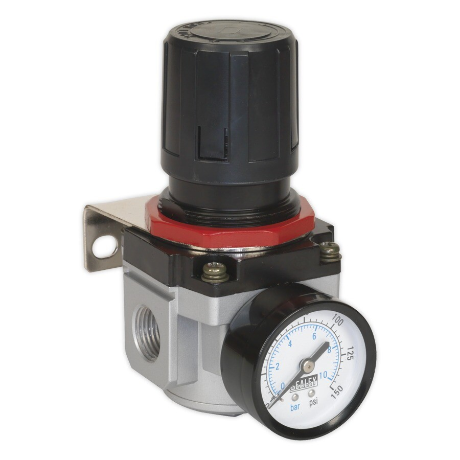 Sealey SA106 Air Filter//Regulator//Lubricator Max Airflow 60cfm
