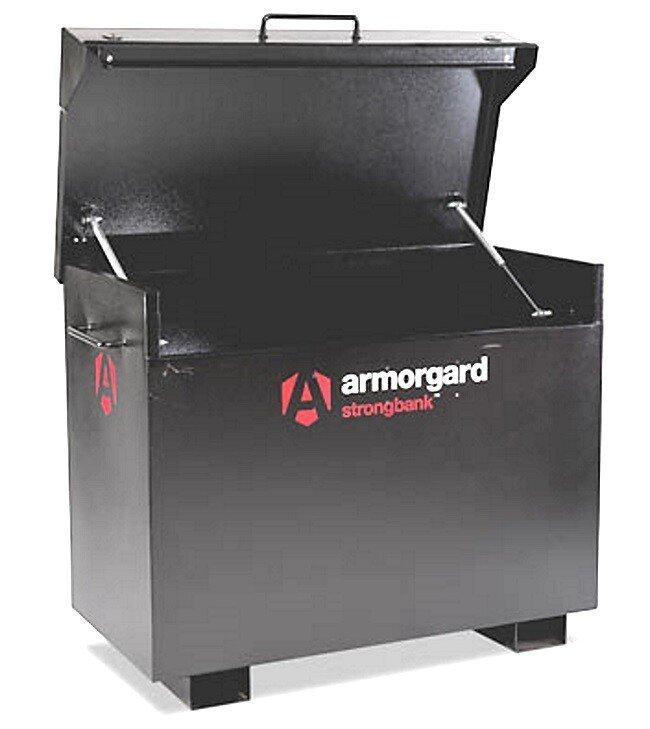 Armorgard SB3 Strongbank Site Box 4' x 3' x 2'