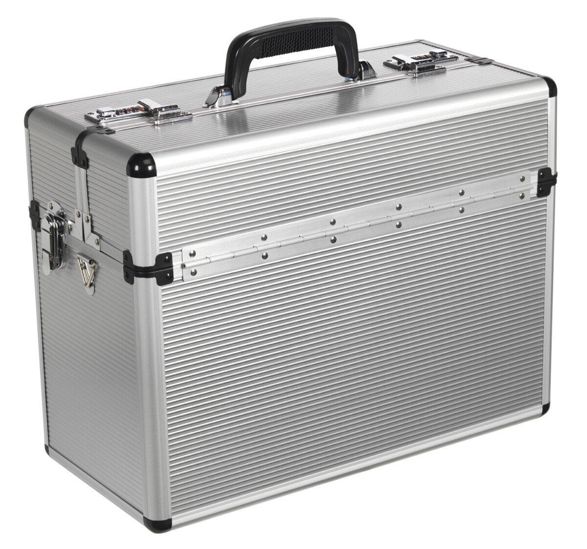 Sealey AP605 Tool Case Pilot Style Fully Polished Aluminium AP605