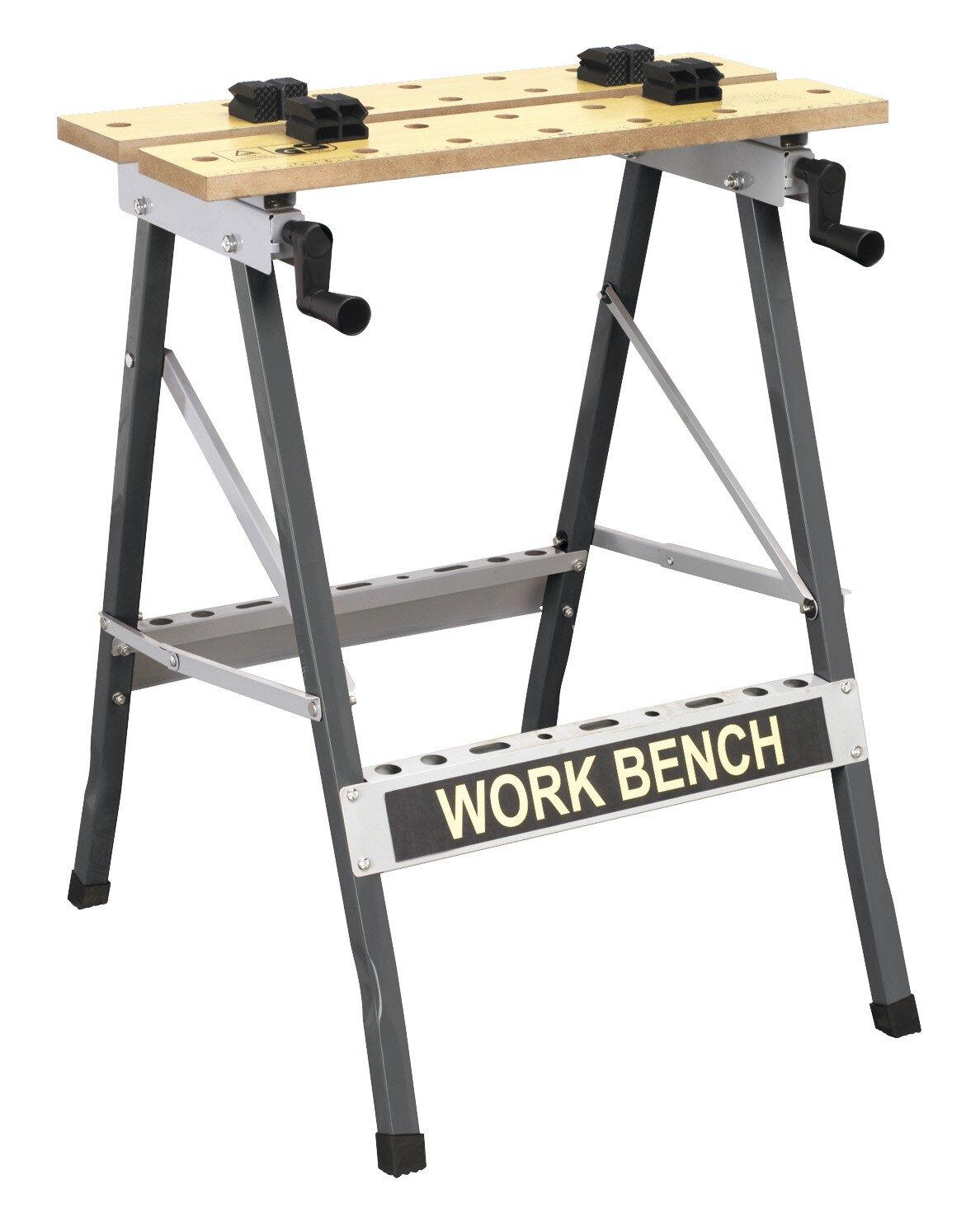 Stupendous Sealey Fwb1 Folding Workbench 290Mm Camellatalisay Diy Chair Ideas Camellatalisaycom