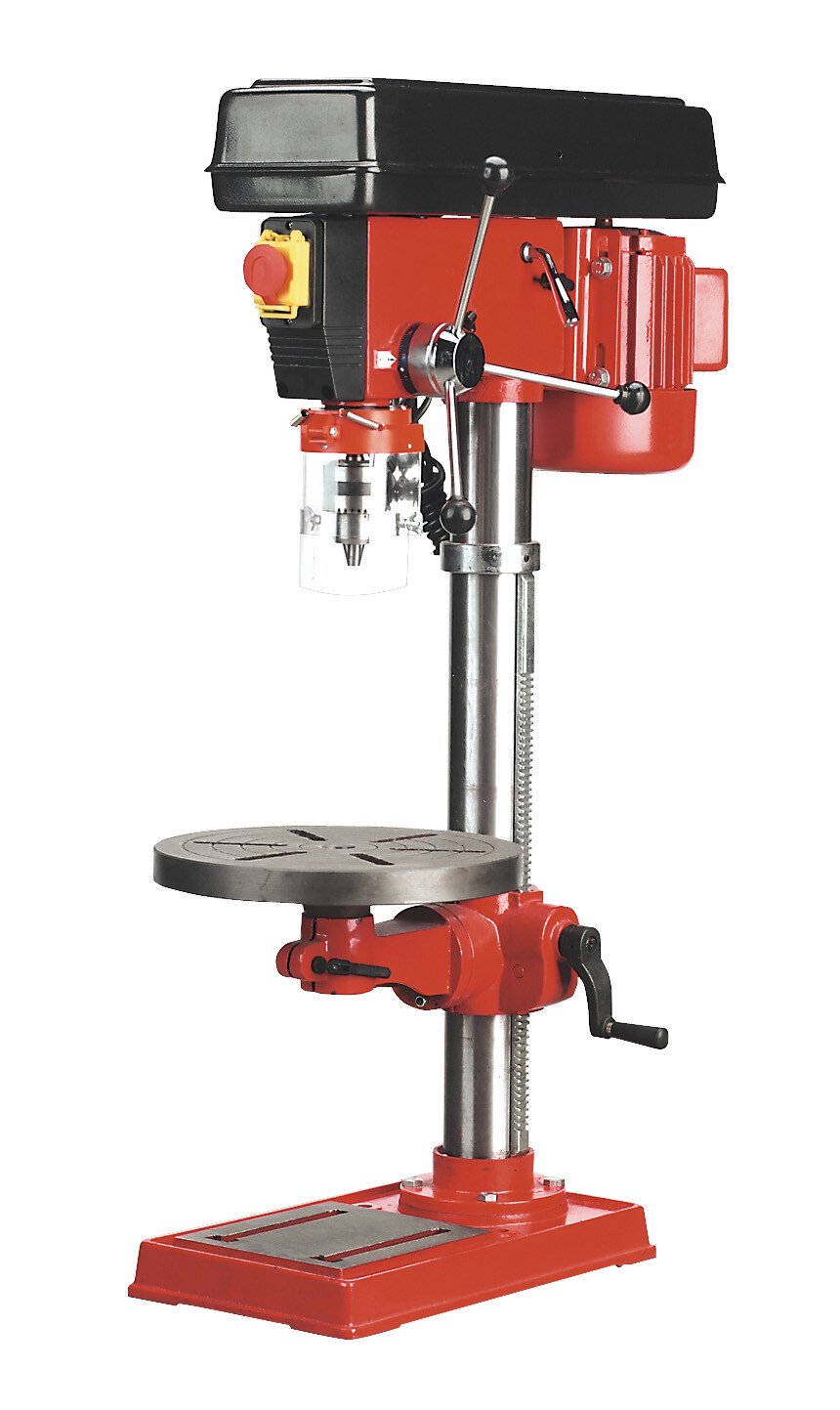 Sealey GDM120B 16 Speed Bench Pillar Drill Press GDM120B
