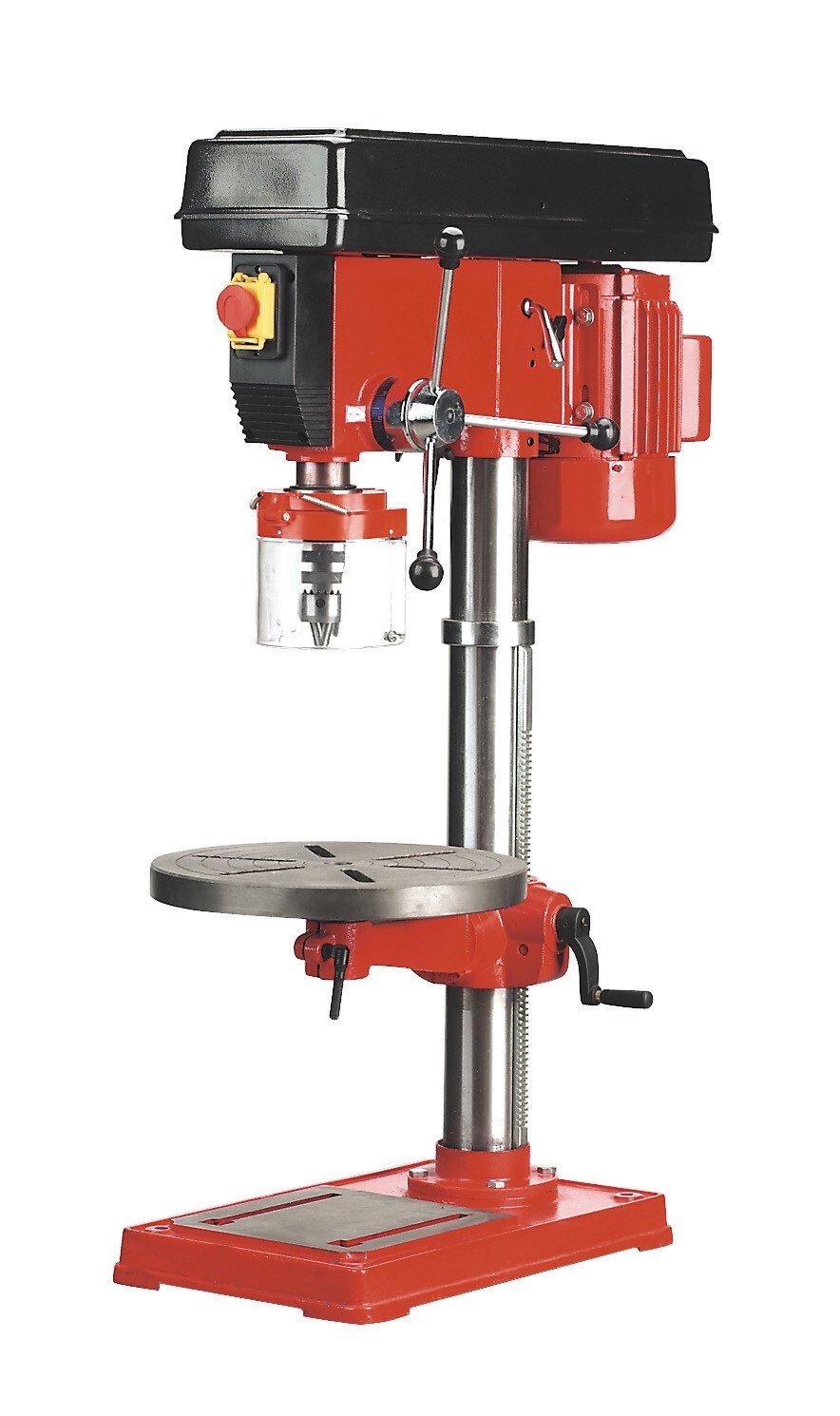 Sealey GDM180B Pillar Drill Bench 16-Speed 1085mm Height 925W/230V