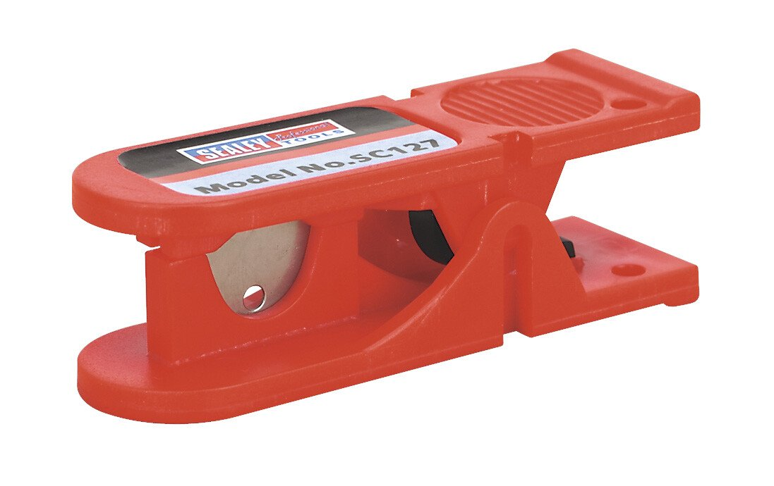 Sealey SC127 Rubber Tube Cutter 3-12.7mm