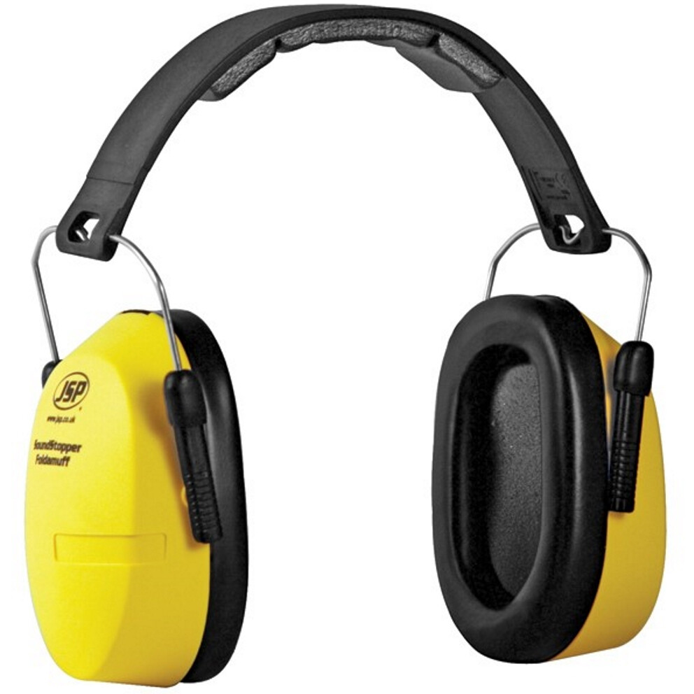 JSP AEA240-424-61X Soundstopper Foldamuff™ Ear Defender (SNR 28)
