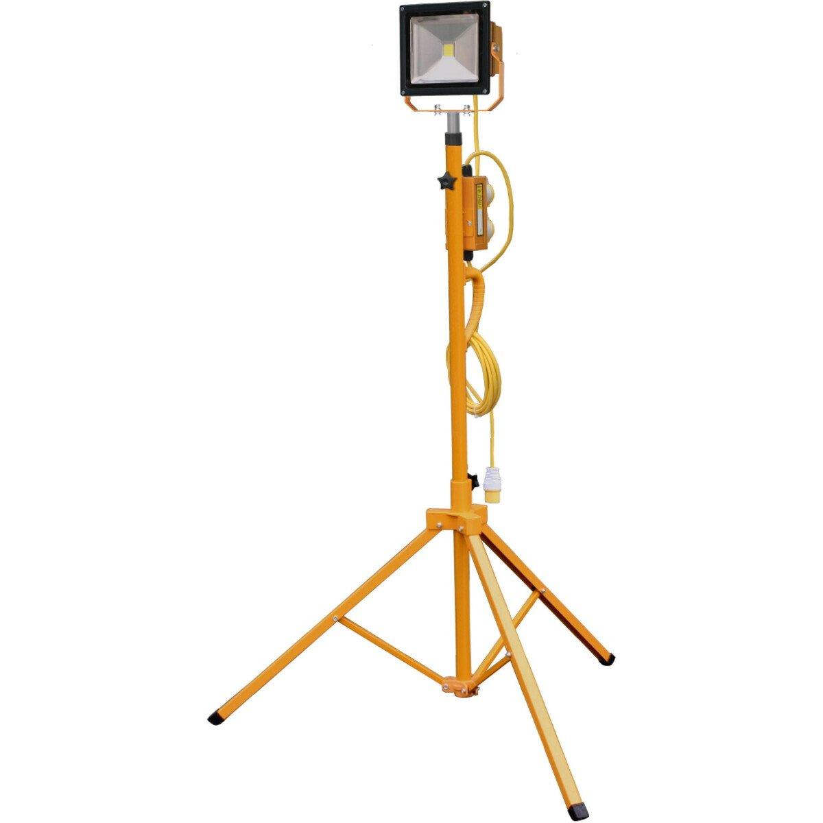Spectre SP-17184 110V HD 30W COB LED Floodlight Work Light