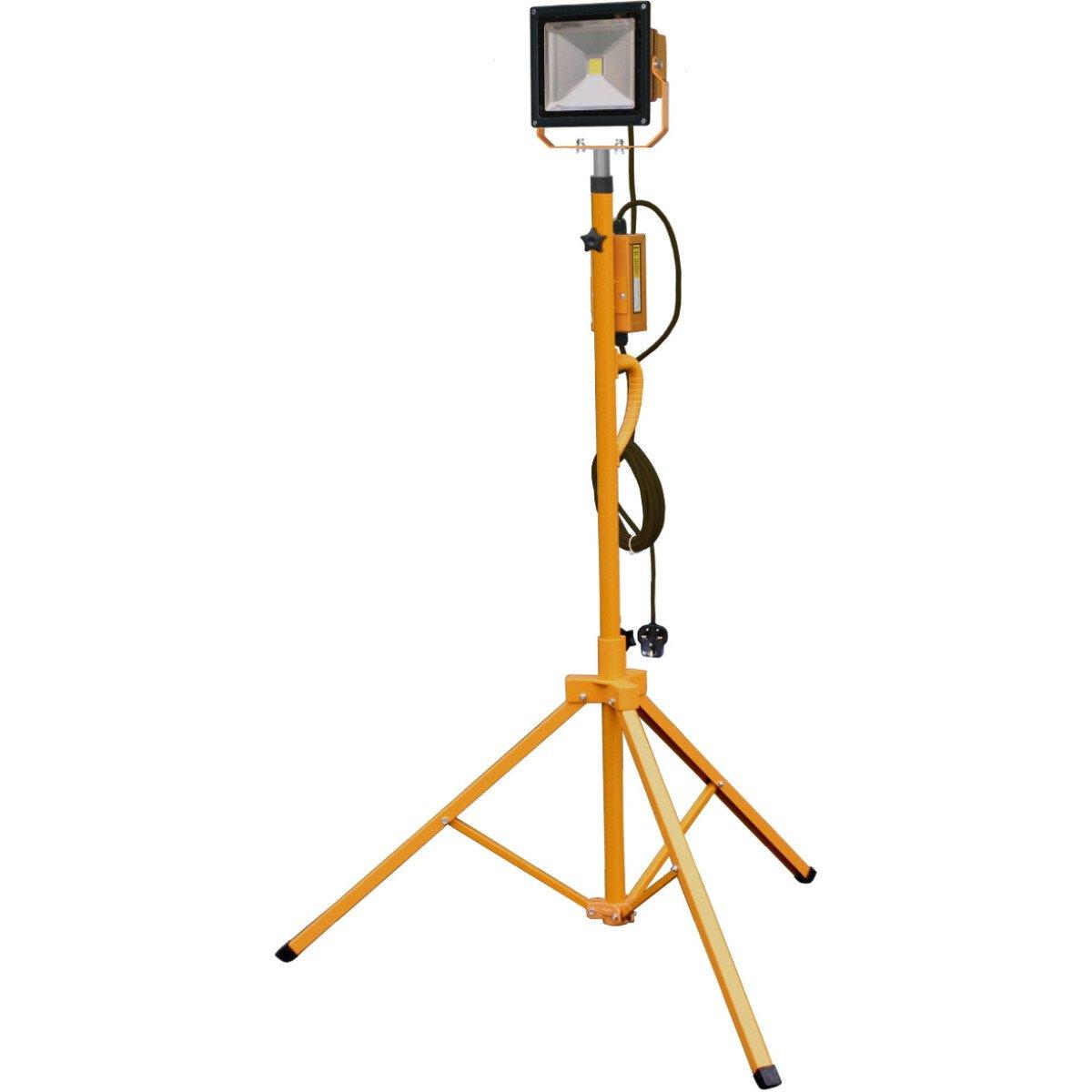 Spectre SP-17185 230V HD 30W COB LED Floodlight Work Light