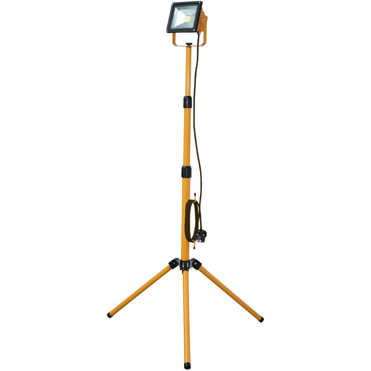 Spectre SP-17191 230V STD 20W COB LED Floodlight Work Light