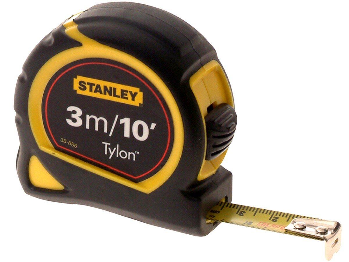 Stanley 1-30-686 Pocket Tape 3m / 10ft (Width 12.7mm) STA130686N