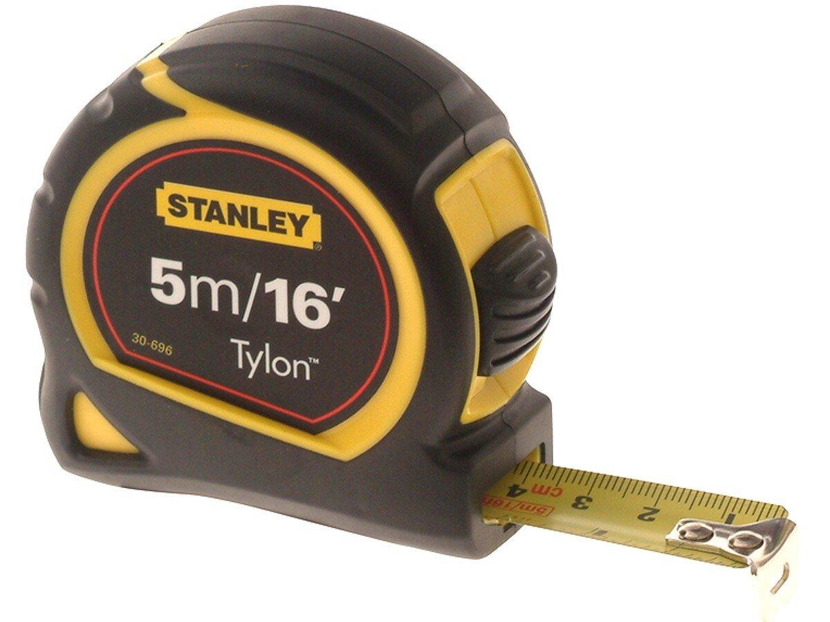 Stanley 1-30-696 Tylon 5M / 16ft Bi-material Pocket Tape Measure STA130696N