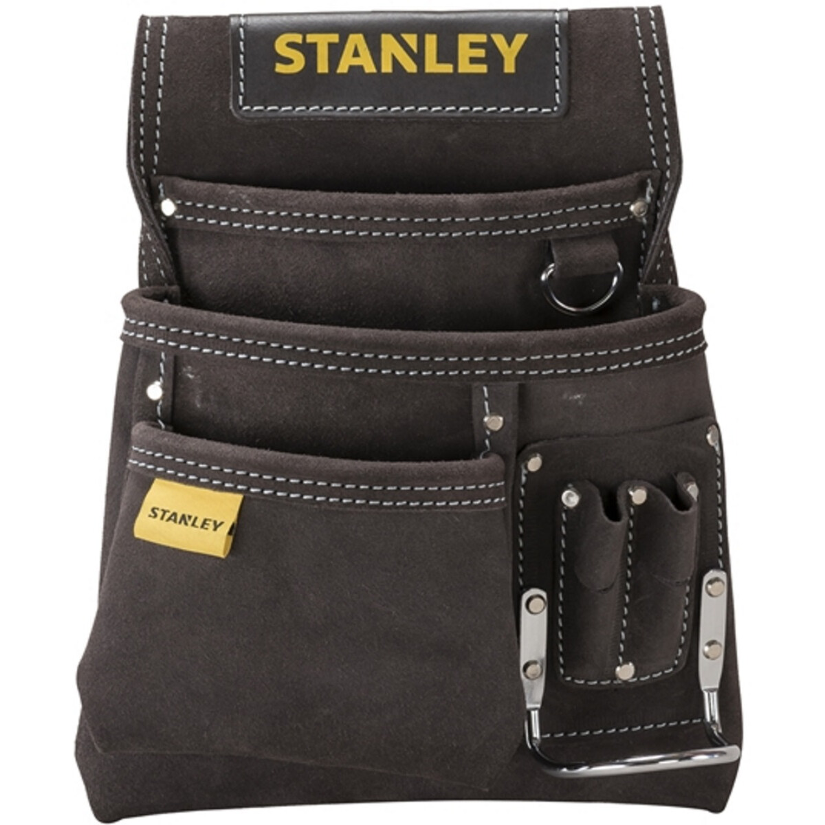 Stanley STST1-80114 Leather Nail & Hammer Pouch STA180114