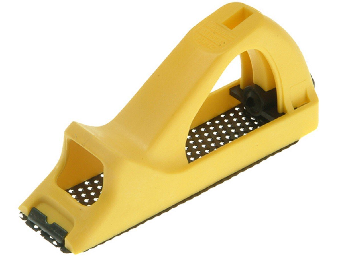 Stanley 5-21-104 Moulded Body Surform Block Plane STA521104