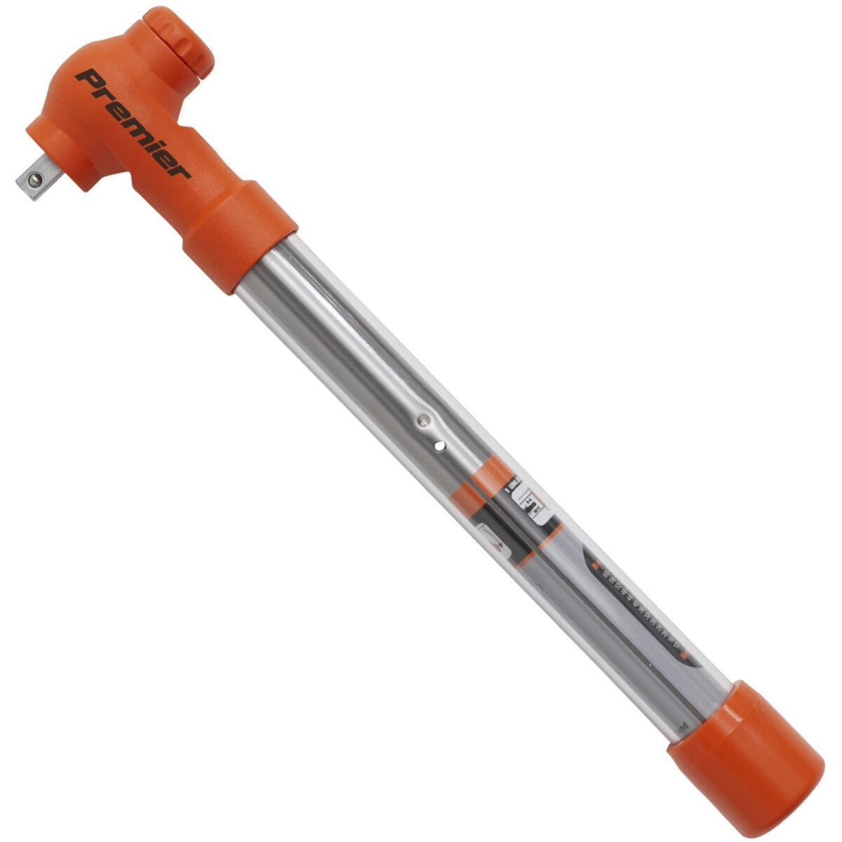 "Sealey STW803 Torque Wrench Insulated 3/8"" Drive 12-60Nm"