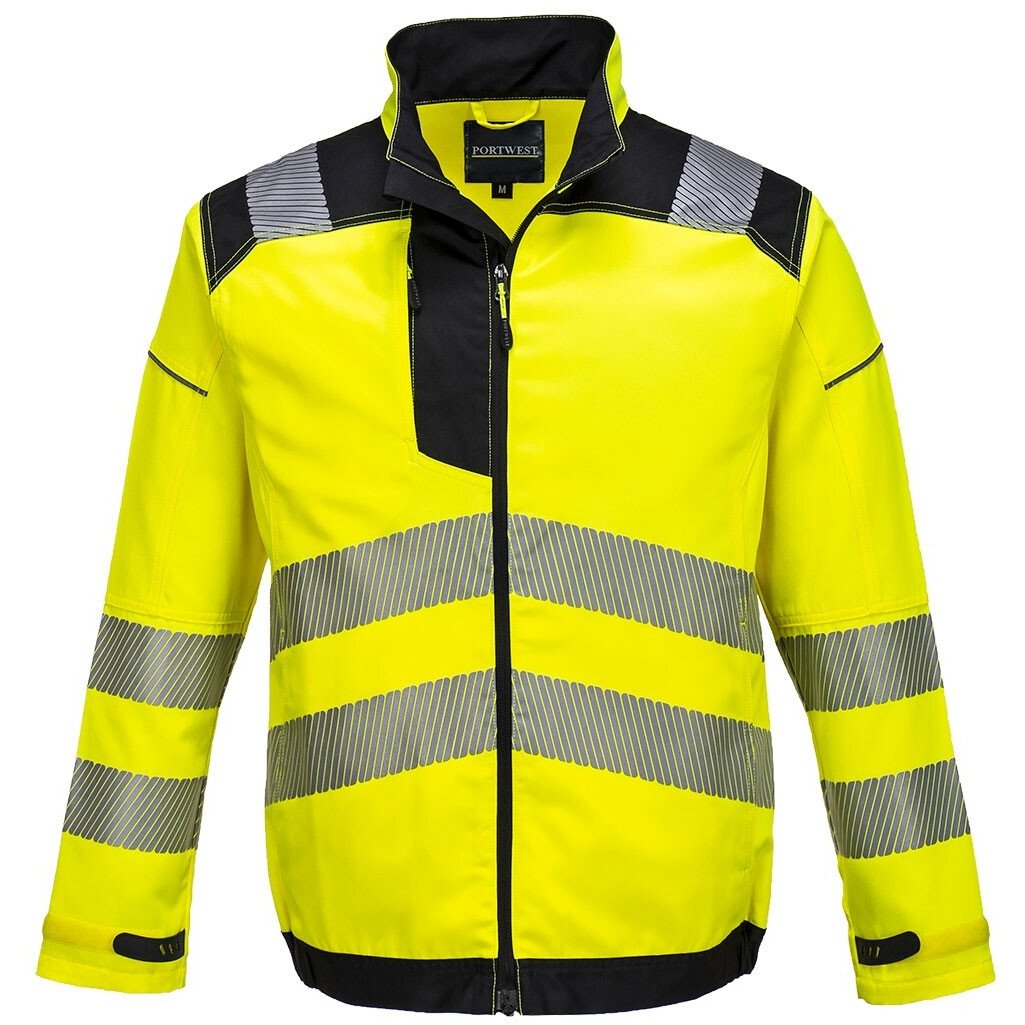 Portwest T500 Vision Hi-Vis Jacket High Visibility
