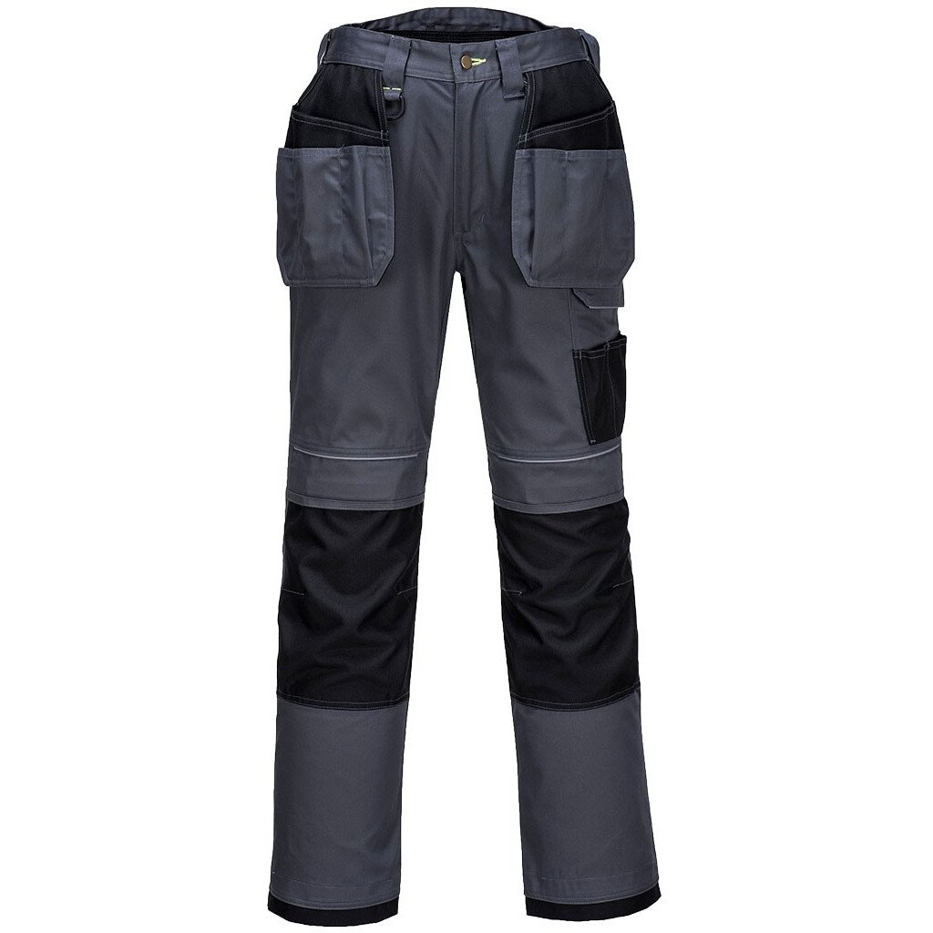 Portwest T602 PW3 Holster Workwear Work Trousers