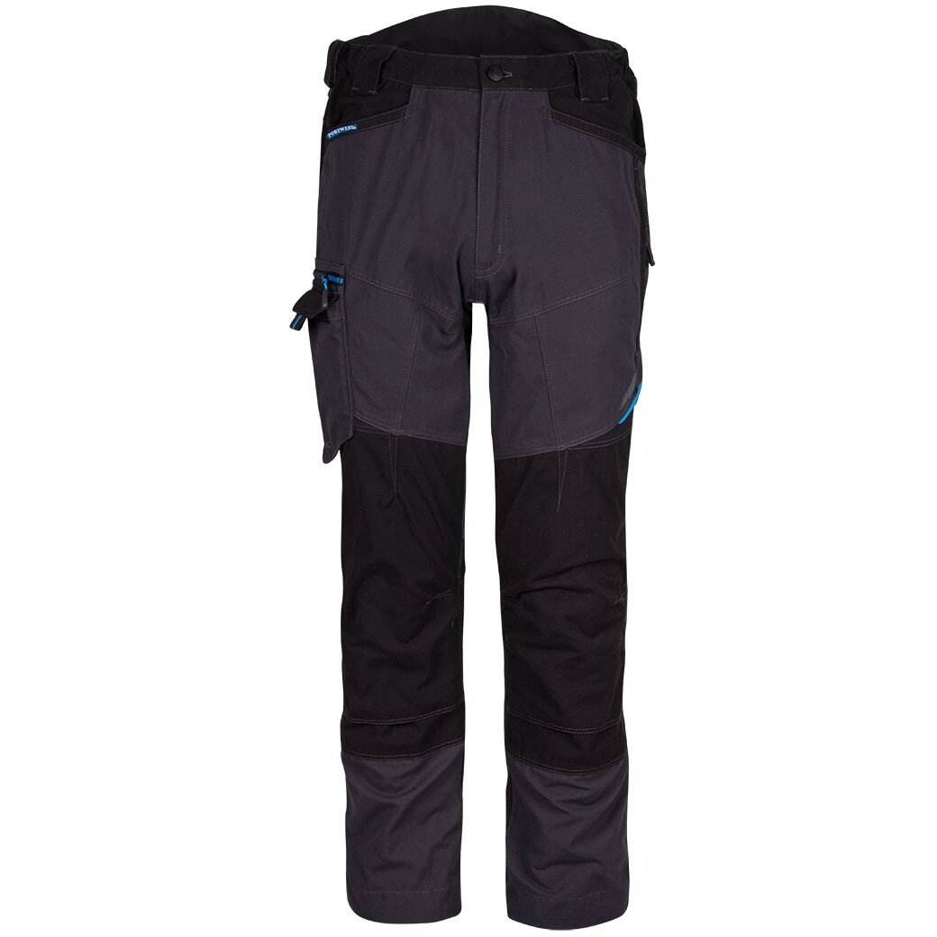 Portwest T701 WX3 Workwear WX3 Trouser - Regular Leg Length - Available in Metal Grey & Persian Blue