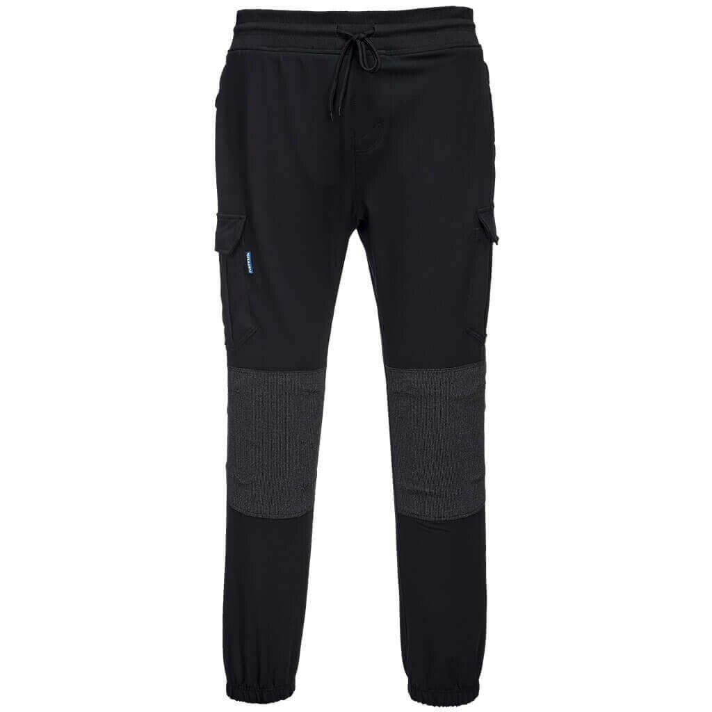 Portwest T803 KX3 Flexi Workwear Trouser - Available in Black and Grey