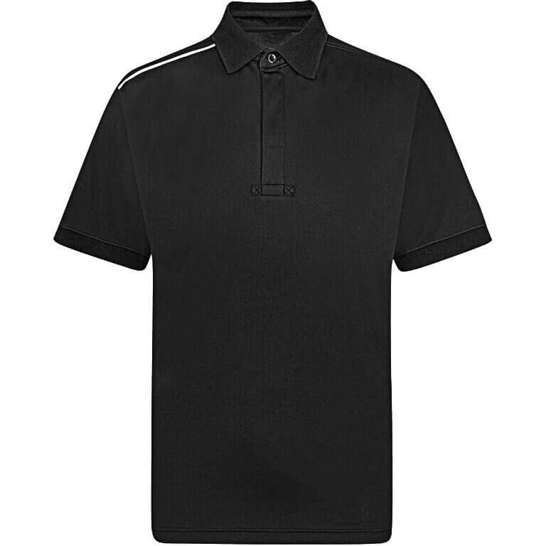 Portwest T820 KX3 Workwear Polo Shirt - Black