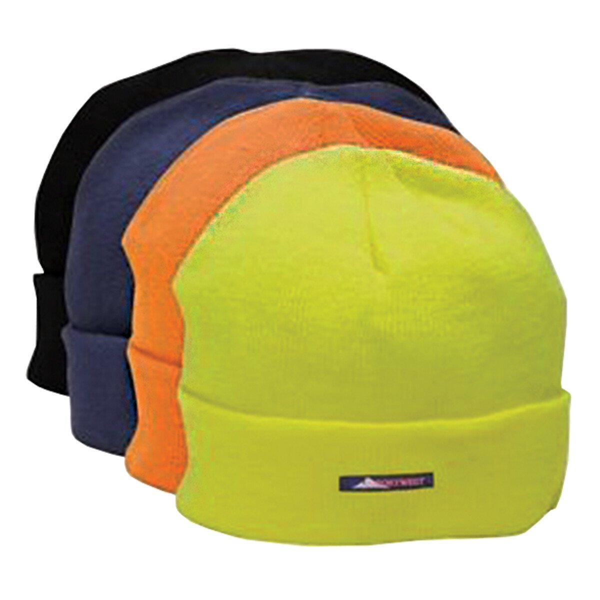 Portwest B013 Insulated Knit Cap Thinsulate Lined Insulatex Lined - Various Colours Available