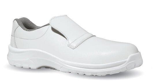 Upower UW20032 Response Black & White Safety Shoe S2 SRC