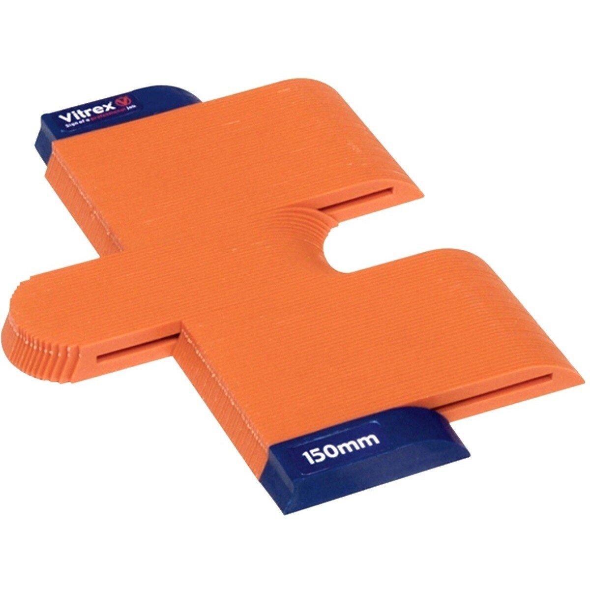 Vinyl Flooring Contractors Northern Ireland: Vitrex 101030 Tile Profile Gauge 140mm VIT101030 From