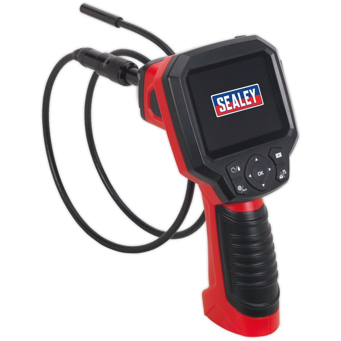 Sealey VS8230 Video Borescope Ø9mm Camera