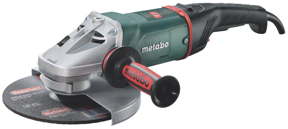 "Metabo W22-230MVT 9"" 2200W (230mm) Low Vibration Angle Grinder"