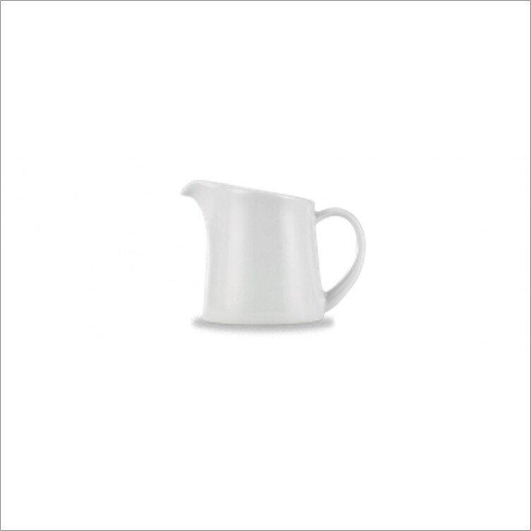 Churchill ZCA POJ51 Art De Cuisine White Porcelain Milk/Cream Jug