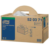 Tork 520371 Industrial Cleaning Cloth Handy Box 067087