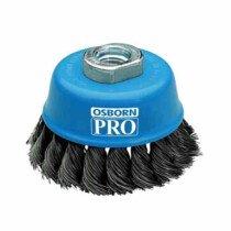 Osborn 0008-608151 Twist Knot Cup Brush M14 65mm