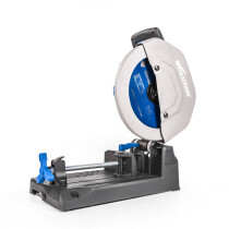 Evolution S355CPS 355mm Chop Saw With Mild Steel Cutting TCT Blade