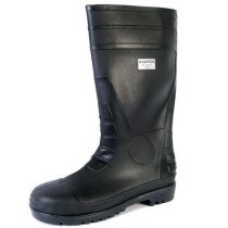 Warrior 0118FWSM Safety Wellington Boot Toecap & Midsole SRA