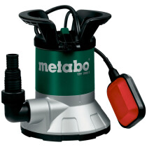 Metabo TPF7000S 450W Clear Water Submersible Pump (0250800002)