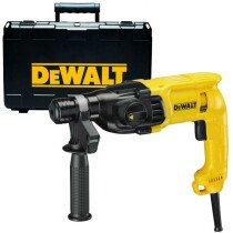 DeWalt D25033K SDS Rotary & Hammer Drill 710 Watt 22mm Capacity
