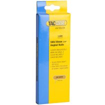Tacwise 0479 500/20mm 18G Angled Nails Galvanised (Box of 1000)