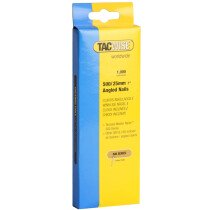 Tacwise 0480 500/25mm 18G Angled Nails Galvanised (Box of 1000)