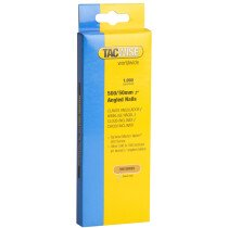 Tacwise 0485 500/50mm 18G Angled Nails Galvanised (Box of 1000)