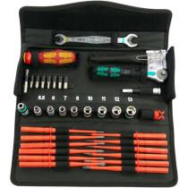 Wera Kraftform Kompakt W 1 Maintenance Tool Kit 35 Piece 05135926001