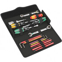 Wera Kraftform Kompakt SH 2 PlumbKit 15 Piece 05136026001