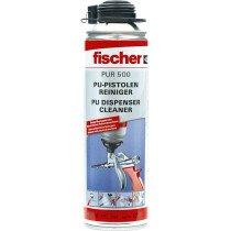Fischer 53085 PUR 500 PU Cleaner for Cleaning Foam Guns 500ml