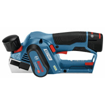 Bosch GHO12V20 12v Brushless Compact Planer (2x30ah) In L-Boxx
