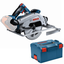 Bosch GKS 18V-68 GC Body Only 18v BITURBO BRUSHLESS Guide Rail Compatible Circular Saw 190mm Connection Ready  in L-Boxx