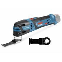 Bosch GOP 12 V-28 Body Only 12v Brushless Starlock Multi Cutter in Carton