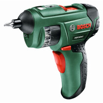 Bosch PSR Select 3.6V Screwdriver in Case