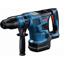 Bosch GBH 18V-36 C Body Only 18v Connection Ready Brushless BiTurbo SDS Max Hammer Drill in Carry Case
