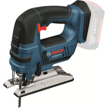 Bosch GST 18 V-LiB Body Only 18v Li-ion Bow Handle Cordless Jigsaw in L-boxx