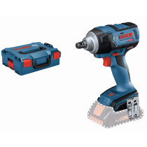 Bosch GDS 18V-300 Body Only 18v Brushless Impact Wrench in L-Boxx