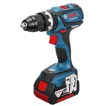 Bosch GSB 18 V-ECN Body Only 18V 2-Speed Brushless Combi Drill in L-BOXX