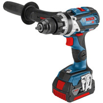 Bosch GSB 18V-85CNCG Body Only 18V Brushless Combi Drill in L-Boxx - Connection Ready