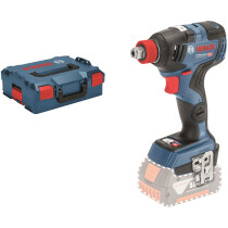 Bosch GDX 18 V-200 C 18v Body Only Impact Wrench/Driver in L-BOXX