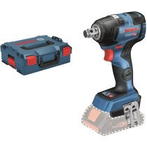 Bosch GDS 18 V-200 C Body Only 18v Brushless Impact Wrench in L-Boxx